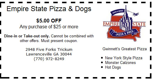 Empire puppies coupons
