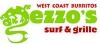 Gezzo's West Coast Burritos Surf & Grille